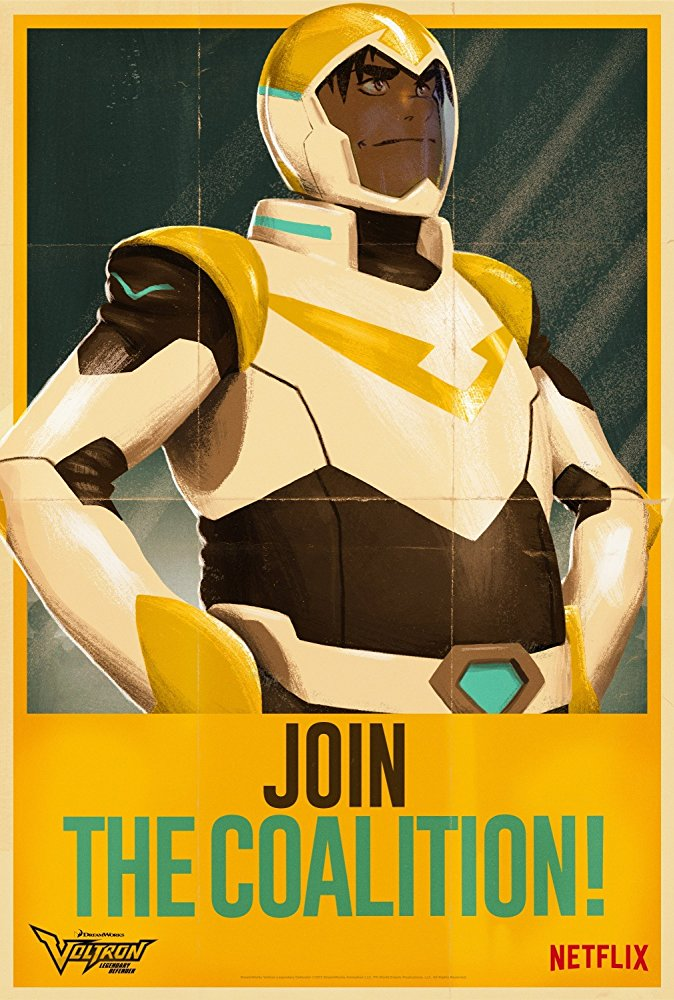Voltron: Legendary Defender - Season 5