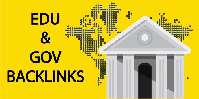 Top .Gov and .Edu Dofollow Backlink Websites for SEO