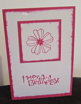 Let's start at the very beginning day 8 zena kennedy independant stampin up demonstrator,