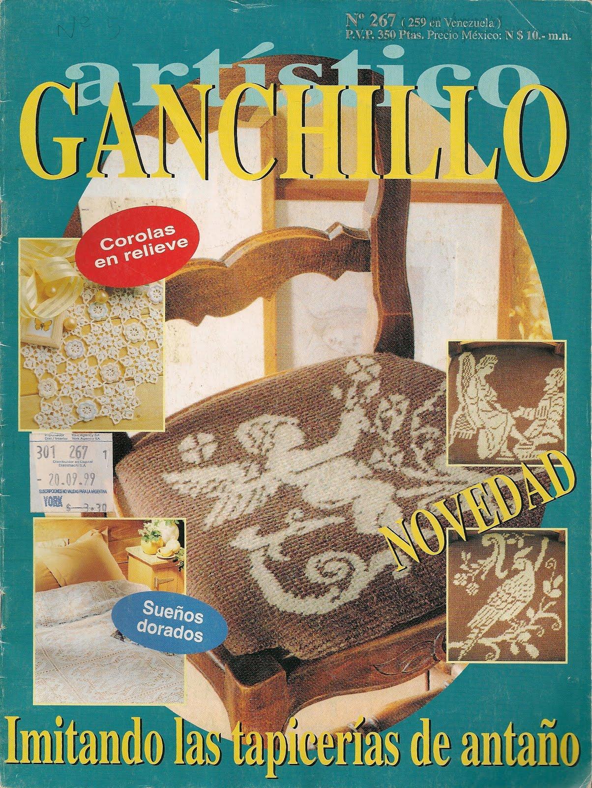 Artistico Ganchillo Nº 5