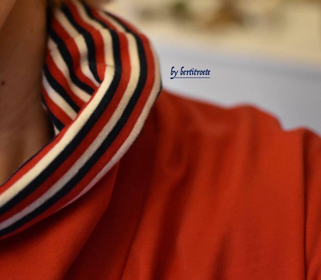 LaPullunda – Beispiel von by bertitroete (sportive Version, Detail)