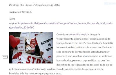 feminismo y prostitución la profesión más antigua del mundo