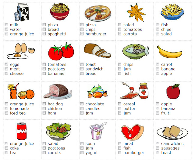 Fourth grade for Cuisine vocabulary