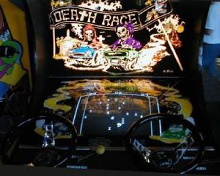 Death Race en la película Tiburón 2