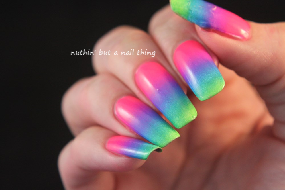 Models Own Festival Collection Nail Art