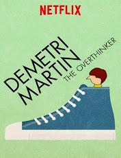 pelicula Demetri Martin: The Overthinker (2018)