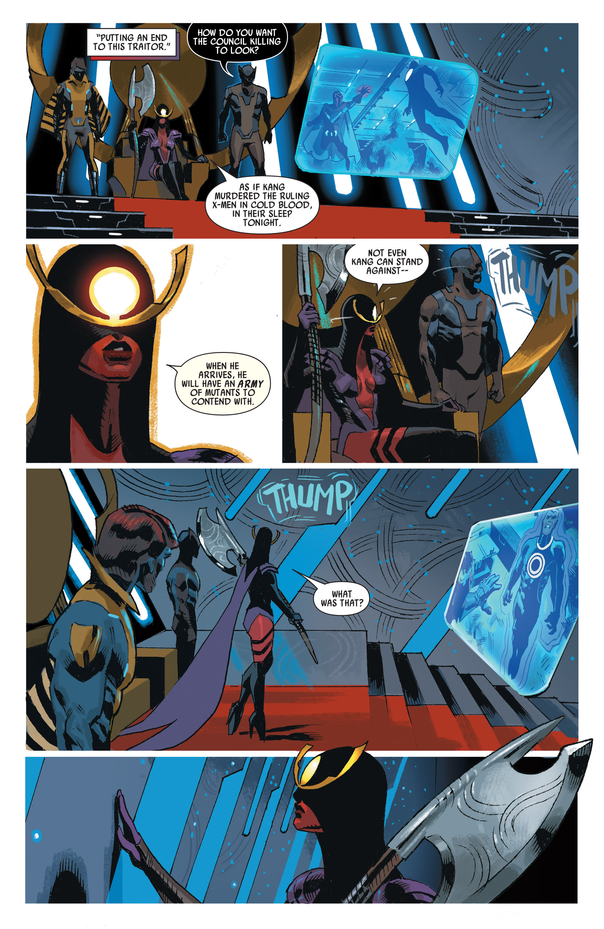 Read online Uncanny Avengers (2012) comic -  Issue #19 - 20