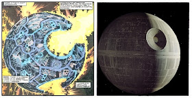 Apokolips and the Death Star - separated at birth?