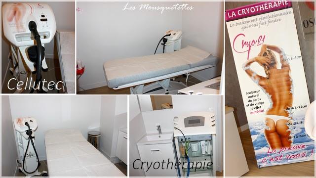 Centre d'amincissement sur mesure Osoya Convention Paris 15ème - Cellutec et Cryothérapie - Les Mousquetettes©