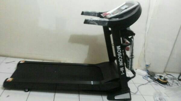 Jual Treadmill Elektrik murah moscow surabaya madiun