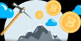Menambang Bitcoin Otomatis