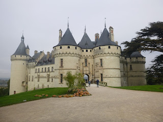 Chaumont-sur-Loire visite du château tourisme