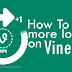 Buy Vine Loops For $1 [Instant Delivery]