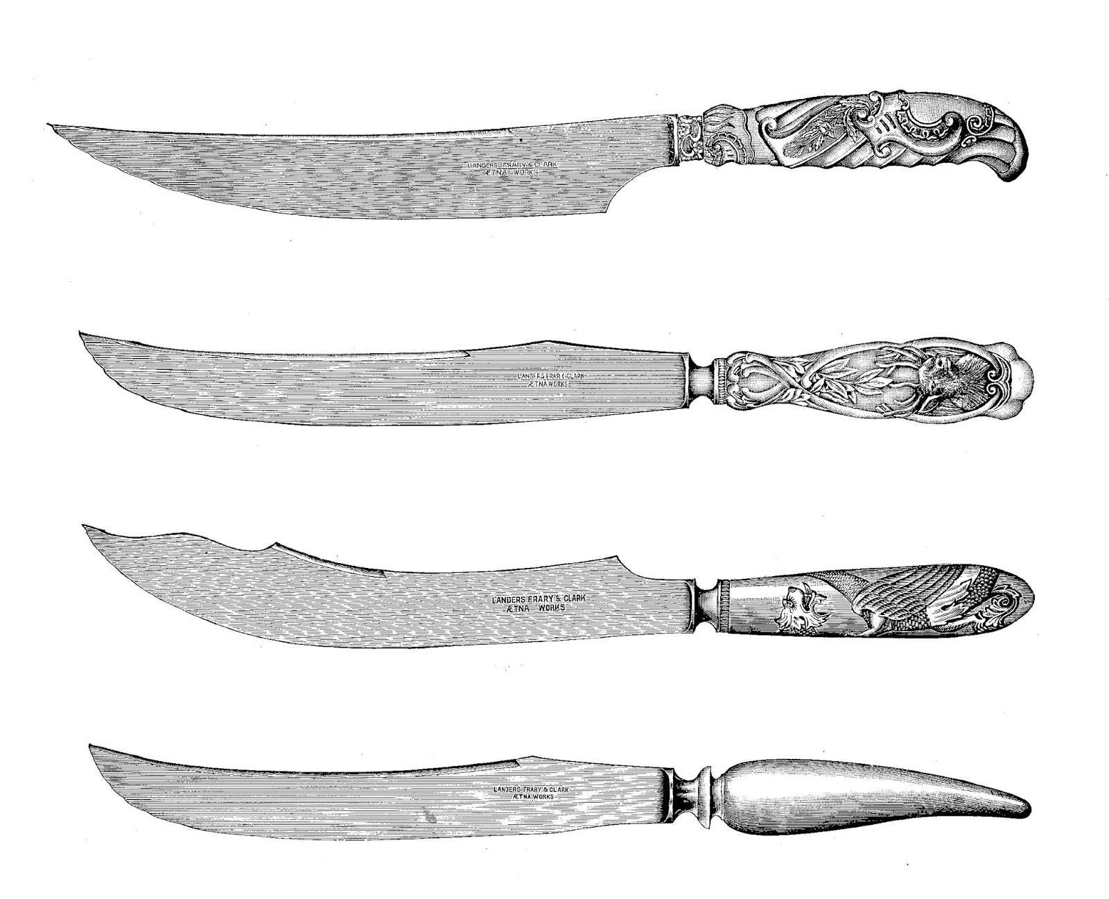 It's just an image of Amazing Free Printable Knife Templates