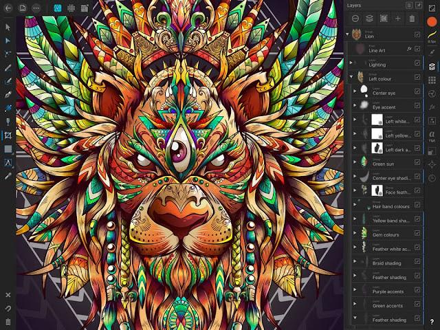 Affinity-Designer-primera-app-diseño-vectorial-profesional-iPad