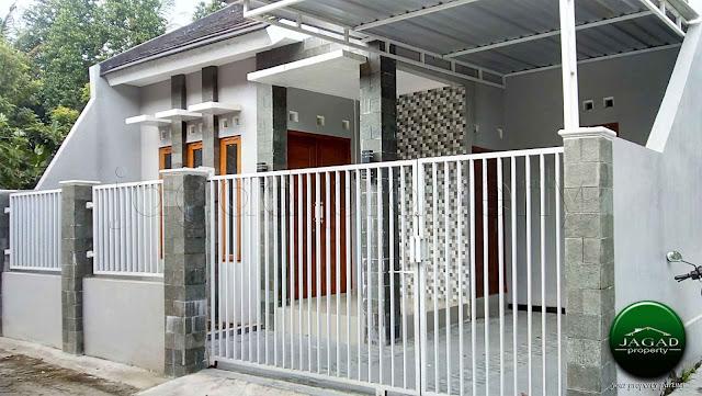 Rumah Baru Siap Huni dekat SD Model Sleman