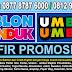 Jasa Cetak Umbul Umbul Majelis Murah | 087787876000