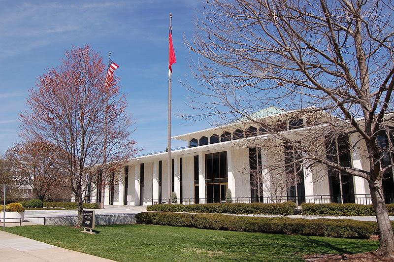 The NC Legislative Building