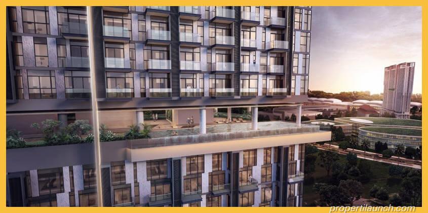Apartemen Upper West BSD