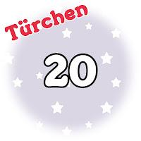 Häkel-Adventskalender #20