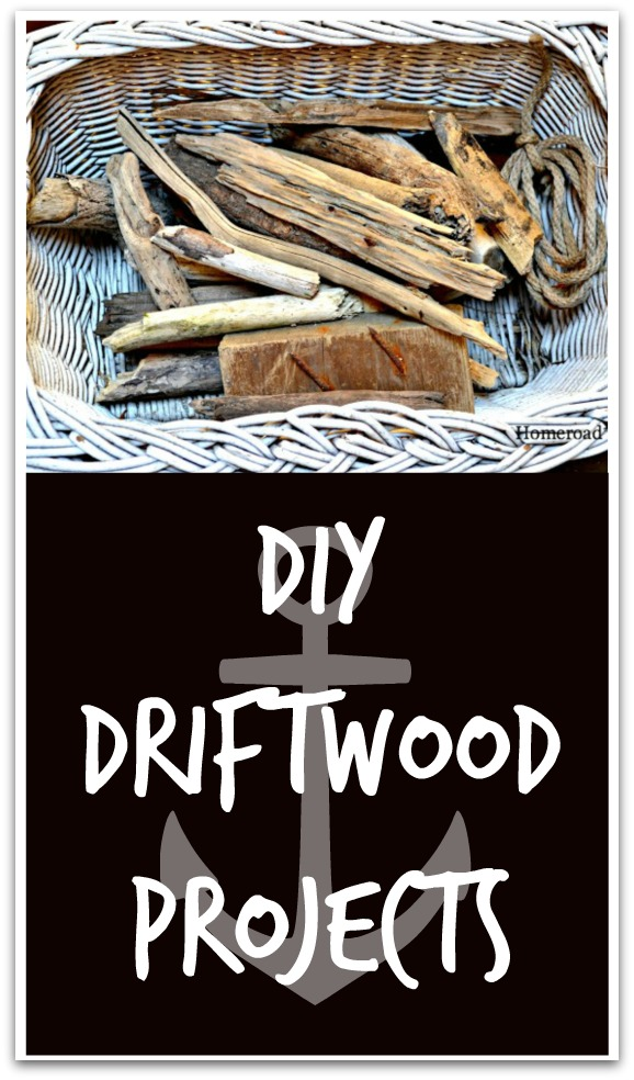 Repurposed Driftwood Projects