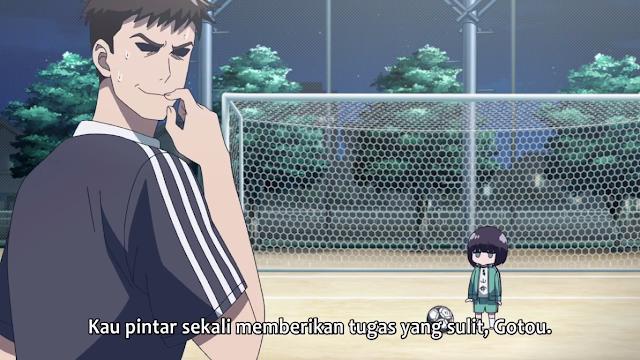 Keppeki Danshi! Aoyama-kun Episode 11 Subtitle Indonesia