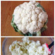 Mini Cauliflower Pizza Crusts ~ firstyum