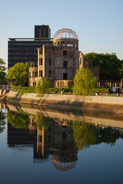 Osaka Consult: Day trip to Hiroshima and Miyajima Island Part TWO - Atomic Bomb Dome, Peace Memoria