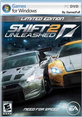 NFS Shift 2 Unleashed Limited Edition [Full] Español [MEGA]