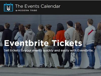 Events Calendar Eventbrite Tickets v4.4.7 Free