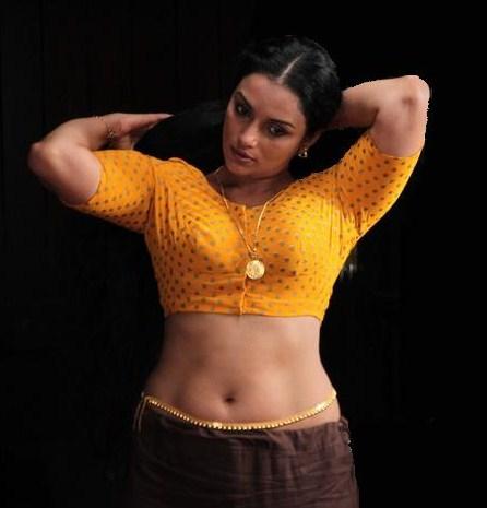Swetha Menon Navel