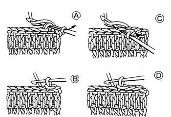 Học những cách móc len cơ bản cho người mới bắt đầu 12