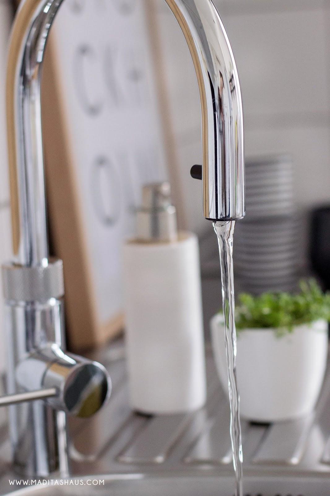 Quooker Flex Der Hahn Der Wasser Kochen Kann Maditas Haus