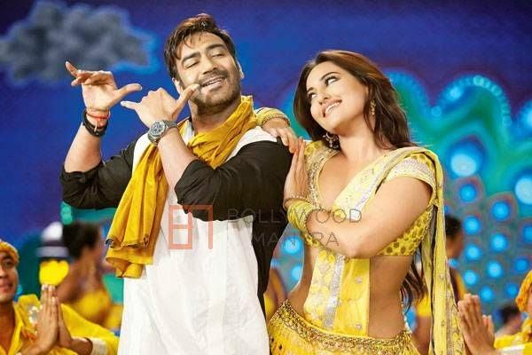 Bichdann Video Song Ajay Devgn Sonakshi Sinha Movie: Son