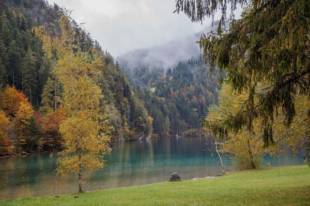 Hintersteiner-See-Rundweg  Wanderung Scheffau  Wilder Kaiser  Wandern Kitzbüheler alpen Tirol  Leichte Tour in traumhafter Kulisse 02