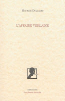 L'affaire Verlaine - Obsidiane