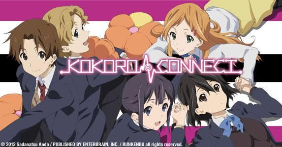 Kokoro Connect Sub Indo
