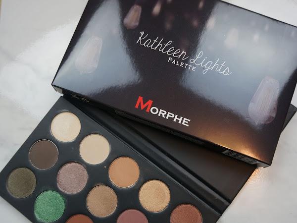Review: Morphe X Kathleen Lights Palette