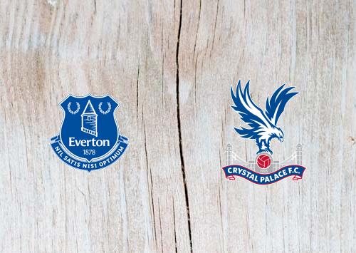 Everton vs Crystal Palace Full Match & Highlights 21 October 2018
