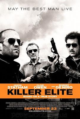 Sinopsis film Killer Elite (2011)