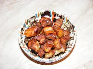 retete aperitive jumari de porc prajite la ceaun,
