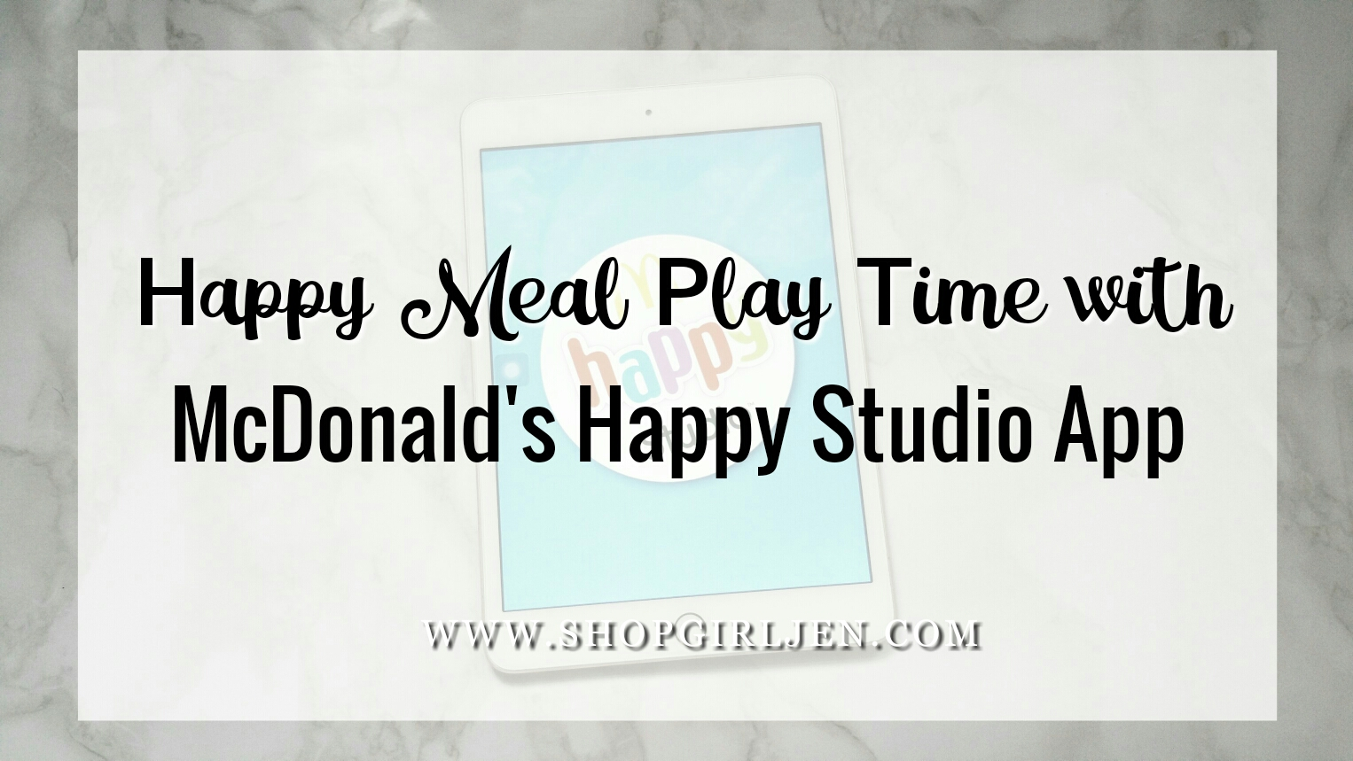 Happy play time app