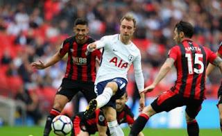 Tottenham Hotspur Menang 1-0 atas AFC Bournemouth - Highlights