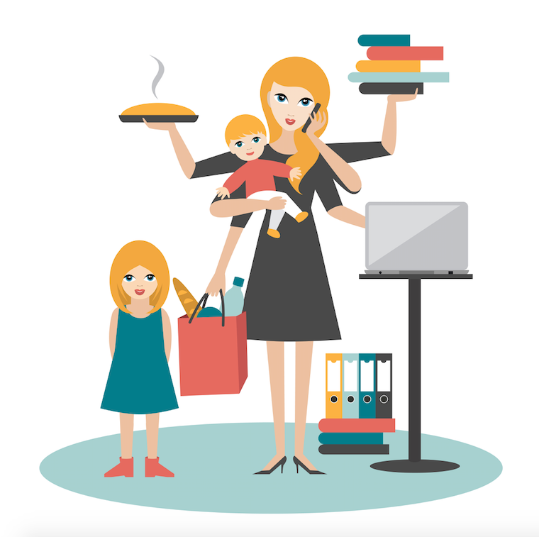 the challenges of a single working mother Working mother's big work life challenges the work/life balancing act home this is the kind of craziness that working mothers go through trying to achieve work.