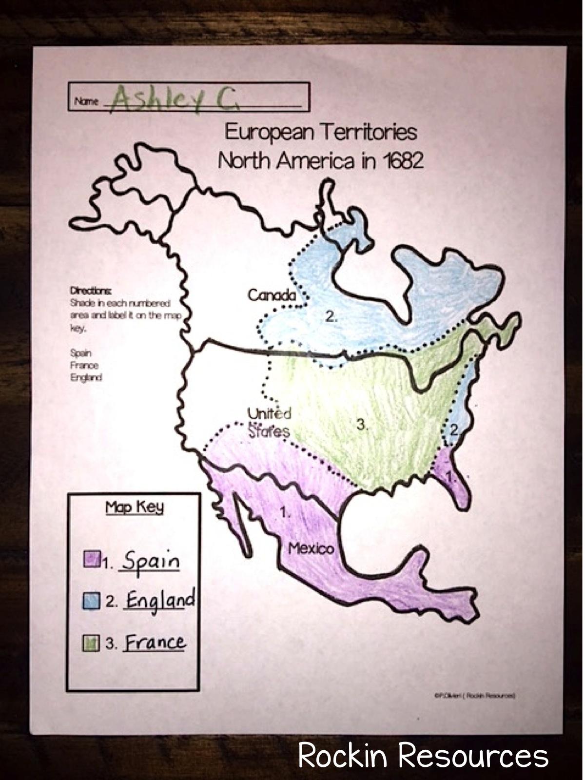 Columbian Exchange Diagram Block Of Digital Tachometer Teaching And European Settlements With