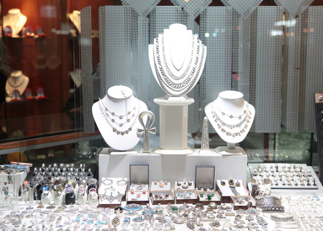 Onde comprar jóias e bijuterias em Las Vegas
