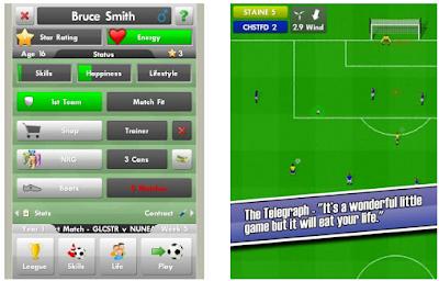 APK New Star Soccer v4.08 Mod Unlimited Money
