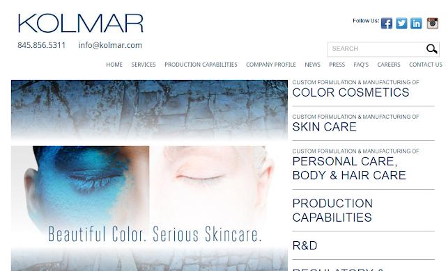 Kết quả hình ảnh cho korean cosmetics manufacturing business Kolmar 's customer