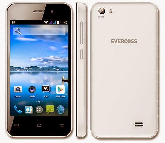 Harga dan Spesifikasi Evercoss A7R Terbaru