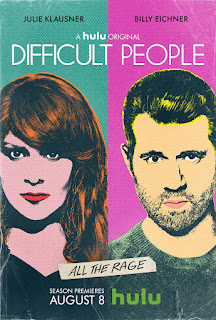 Difficult People Season 3 Poster